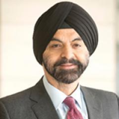 Mr Ajay Banga
