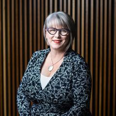 Dr Liza O'Moore